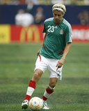 2007 CONCACAF Gold Cup Quarterfinals: Jun 17  Mexico vs Costa Rica - Adolfo Bautista