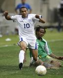 2007 CONCACAF Gold Cup Quarterfinals: Jun 17  Honduras vs Guadalupe - Julio Cesar