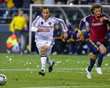 2009 MLS Cup: Nov 22  Los Angeles Galaxy vs Real Salt Lake - Landon Donovan