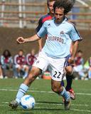 May 1  2007  Colorado Rapids vs Real Salt Lake - Nick LaBrocca