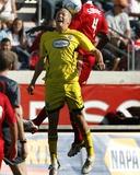 Oct 12  2008  Columbus Crew vs Chicago Fire - Steven Lenhart