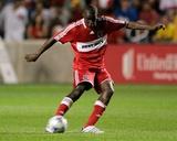 Jun 7  2008  DC United vs Chicago Fire - Bakary Soumare