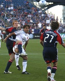 May 29  2008  DC United vs New England Revolution - Jeff Larentowicz