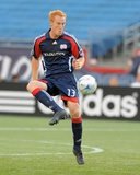 Aug 23  2009  Real Salt Lake vs New England Revolution - Jeff Larentowicz