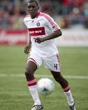 May 16  2009  Chicago Fire vs Toronto FC - Bakary Soumare