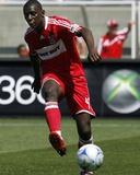May 31  2009  FC Dallas vs Chicago Fire - Bakary Soumare