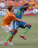 2009 Western Conf Semifinals: Nov 8  Seattle Sounders FC vs Houston Dynamo - Jhon Kennedy Hurtado