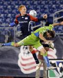 Sep 26  2009  Seattle Sounders FC vs New England Revolution - Jeff Larentowicz