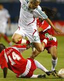 2007 CONCACAF Gold Cup Semifinals: Jun 21  Mexico vs Guadeloupe - Adolfo Bautista