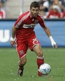 Sep 21  2008  FC Dallas vs Chicago Fire - Gonzalo Segares
