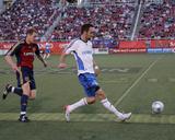 May 31  2008  San Jose Earthquakes vs Real Salt Lake - Shea Salinas