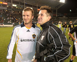 2007 Celebrity Soccer Match: Nov 4  Hollywood United FC vs Los Angeles Galaxy - Anthony Arena
