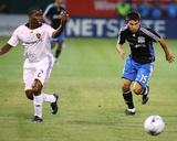 Jun 14  2008  Los Angeles Galaxy vs San Jose Earthquakes - Shea Salinas