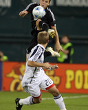 Oct 17  2008  New England Revolution vs DC United - Marc Burch