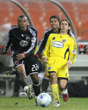 Oct 18  2009  Columbus Crew vs DC United - Rodney Wallace