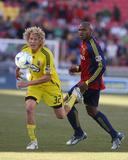 Oct 31  2009  Columbus Crew vs Real Salt Lake - Steven Lenhart
