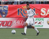 May 3  2008  Los Angeles Galaxy vs Real Salt Lake - Sean Franklin