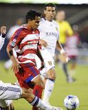 Sep 26  2009  Real Salt Lake vs FC Dallas - Javier Morales