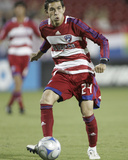 Oct 2  2008  San Jose Earthquakes vs FC Dallas - Eric Avila