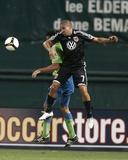Sep 2  2009  US Open Cup - Seattle Sounders FC vs DC United - Leonardo Gonzalez
