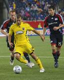 Sep 27  2008  Columbus Crew vs New England Revolution - Michael Parkhurst