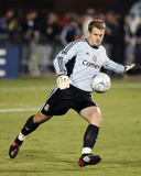 Oct 11  2008  Chivas USA vs San Jose Earthquakes - Dan Kennedy