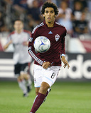 Sep 5  2009  Toronto FC vs Colorado Rapids - Mehdi Ballouchy