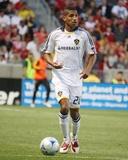 May 6  2009  Los Angeles Galaxy vs Real Salt Lake - Sean Franklin