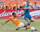 2009 Western Conference Semifinals: Nov 8  Seattle Sounders FC vs Houston Dynamo - Ricardo Clark