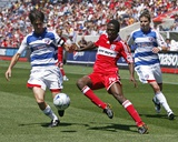 May 31  2009  FC Dallas vs Chicago Fire - Drew Moor