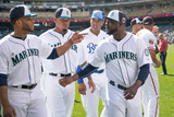 85th MLB All-Star Game Team Photos: Jul 15  2014 - Fernando Rodney