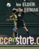 Sep 3  2009  US Open Cup - Seattle Sounders FC vs DC United - Leonardo Gonzalez