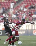Sep 5  2009  DC United vs FC Dallas - Atiba Harris