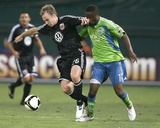 Sep 2  2009  US Open Cup - Seattle Sounders FC vs DC United - Steve Zakuani