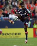 2006 MLS Cup: Nov 12  Houston Dynamo vs New England Revolution - Shalrie Joseph