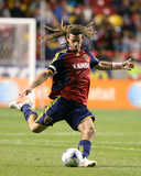 Oct 14  2009  New York Red Bulls vs Real Salt Lake - Kyle Beckerman