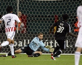 Oct 4  2008  Chivas USA vs DC United - Dan Kennedy
