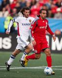 Oct 17  2009  Real Salt Lake vs Toronto FC - Kyle Beckerman