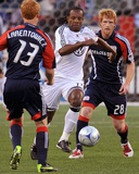 May 30  2009  DC United vs New England Revolution - Jeff Larentowicz