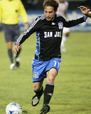 Oct 11  2008  Chivas USA vs San Jose Earthquakes - Ned Grabavoy
