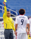 2009 Conference Semifinals Game One: Nov 1  Chicago Fire vs New England Revolution - Baggio Husidic