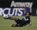 Mar 28  2009  Houston Dynamo vs San Jose Earthquakes - Quincy Amarikwa