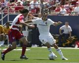May 18  2008  LA Galaxy vs FC Dallas - Landon Donovan