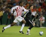 Oct 4  2008  Chivas USA vs DC United - Atiba Harris