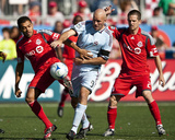Sep 12  2009  Colorado Rapids vs Toronto FC - Sam Cronin