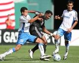 Sep 27  2009  San Jose Earthquakes vs DC United - Jason Hernandez