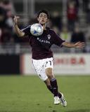 Oct 4  2008  Houston Dynamo vs Colorado Rapids - Kosuke Kimura