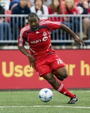 Sep 27  2008  Houston Dynamo vs Toronto FC - Marvell Wynne