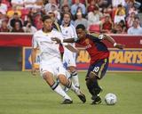 May 6  2009  Los Angeles Galaxy vs Real Salt Lake - Robbie Findley