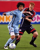 May 16  2009  Colorado Rapids vs New England Revoltion - Mehdi Ballouchy
